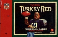 2006 Topps Turkey Red NFL Football Cards Hobby Box