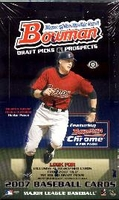 2007 Bowman Draft Picks & Prospects Baseball Cards Box