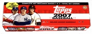 2007 Topps Baseball Cards Factory Set