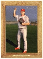 2007 Topps Turkey Red Jason Isringhausen Baseball Card