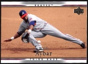 2007 Upper Deck Willy Aybar Baseball Card