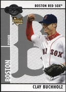 2008 Topps Co-Signers Clay Buchholz Baseball Card