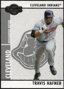 2008 Topps Co-Signers Travis Hafner Baseball Card