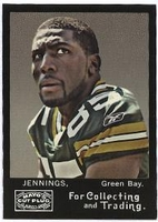 2008 Topps Mayo Greg Jennings NFL Football Card