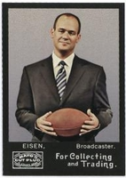 2008 Topps Mayo Rich Eisen Picture Card