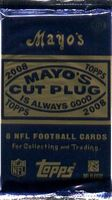 2008 Topps Mayo's NFL Football Cards Hobby Pack