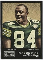 2008 Topps Mayo Sterling Sharpe NFL Football Card