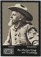 2008 Topps Mayo William Cody Trading Card