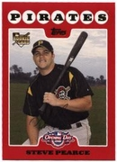 2008 Topps Opening Day Kevin Hart Baseball Card