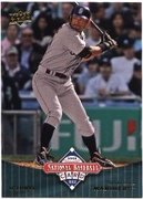 2008 Upper Deck National Baseball Card Day Ichiro Suzuki Baseball Card