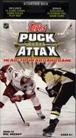 2009-10 Topps Puck Attax NHL Hockey Card Game Starter Deck