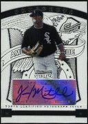 2009 Bowman Sterling Prospects Jared Mitchell Autographed Baseball Card
