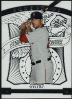 2009 Bowman Sterling Prospects Luis Exposito Baseball Card