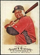 2009 Topps Allen and Ginter Carlos Lee Baseball Card