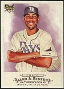 2009 Topps Allen and Ginter David Price Rookie Baseball Card