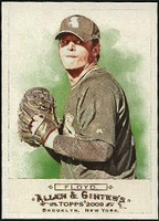 2009 Topps Allen and Ginter Gavin Floyd Baseball Card