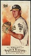 2009 Topps Allen and Ginter Mini Andrew Bailey Baseball Card