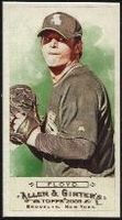 2009 Topps Allen and Ginter Mini Gavin Floyd Baseball Card