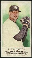 2009 Topps Allen and Ginter Mini Mark Buehrle Baseball Card