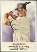 2009 Topps Allen and Ginter Pat Burrell Baseball Card