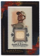 2009 Topps Allen and Ginter Relics Fred Lewis Game-Used Bat Baseball Card