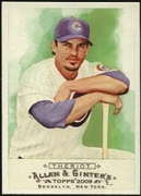 2009 Topps Allen and Ginter Ryan Theriot Baseball Card