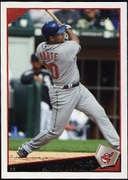 2009 Topps Andy Marte Baseball Card