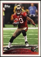2009 Topps Antonio Bryant NFL Football Card