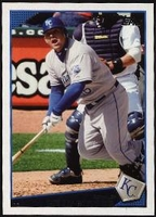 2009 Topps Billy Butler Baseball Card