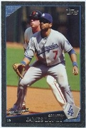 2009 Topps Black James Loney Baseball Card