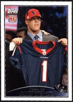 2009 Topps Brian Cushing Rookie NFL Football Card