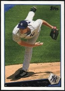 2009 Topps Carl Pavano Baseball Card