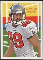 2009 Topps Chicle Antonio Bryant NFL Football Card