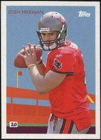 2009 Topps Chicle Josh Freeman NFL Football Card