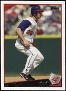 2009 Topps David Dellucci Baseball Card