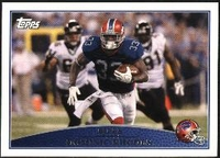 2009 Topps Dominic Rhodes NFL Football Card