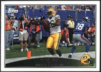 2009 Topps Donald Lee NFL Football Card