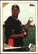 2009 Topps Donald Veal Rookie Baseball Card