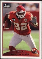 2009 Topps Dwayne Bowe NFL Football Card