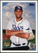2009 Topps Factory Set Rookie Bonus David Price Baseball Card