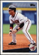 2009 Topps Gregor Blanco Baseball Card