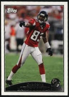 2009 Topps Harry Douglas NFL Football Card