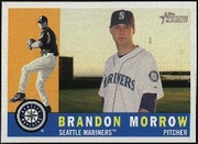 2009 Topps Heritage Brandon Morrow Baseball Card