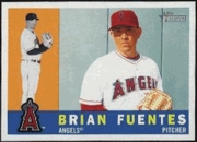 2009 Topps Heritage Brian Fuentes Baseball Card