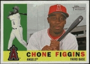 2009 Topps Heritage Chone Figgins Baseball Card