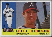 2009 Topps Heritage Kelly Johnson Baseball Card