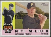 2009 Topps Heritage Nate McLouth Baseball Card