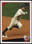 2009 Topps Jamey Carroll Baseball Card