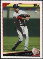 2009 Topps Jed Lowrie Baseball Card