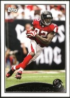 2009 Topps Jerious Norwood NFL Football Card